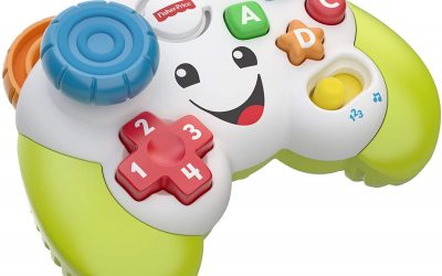 Fisher Price Game & Learn Controller Review