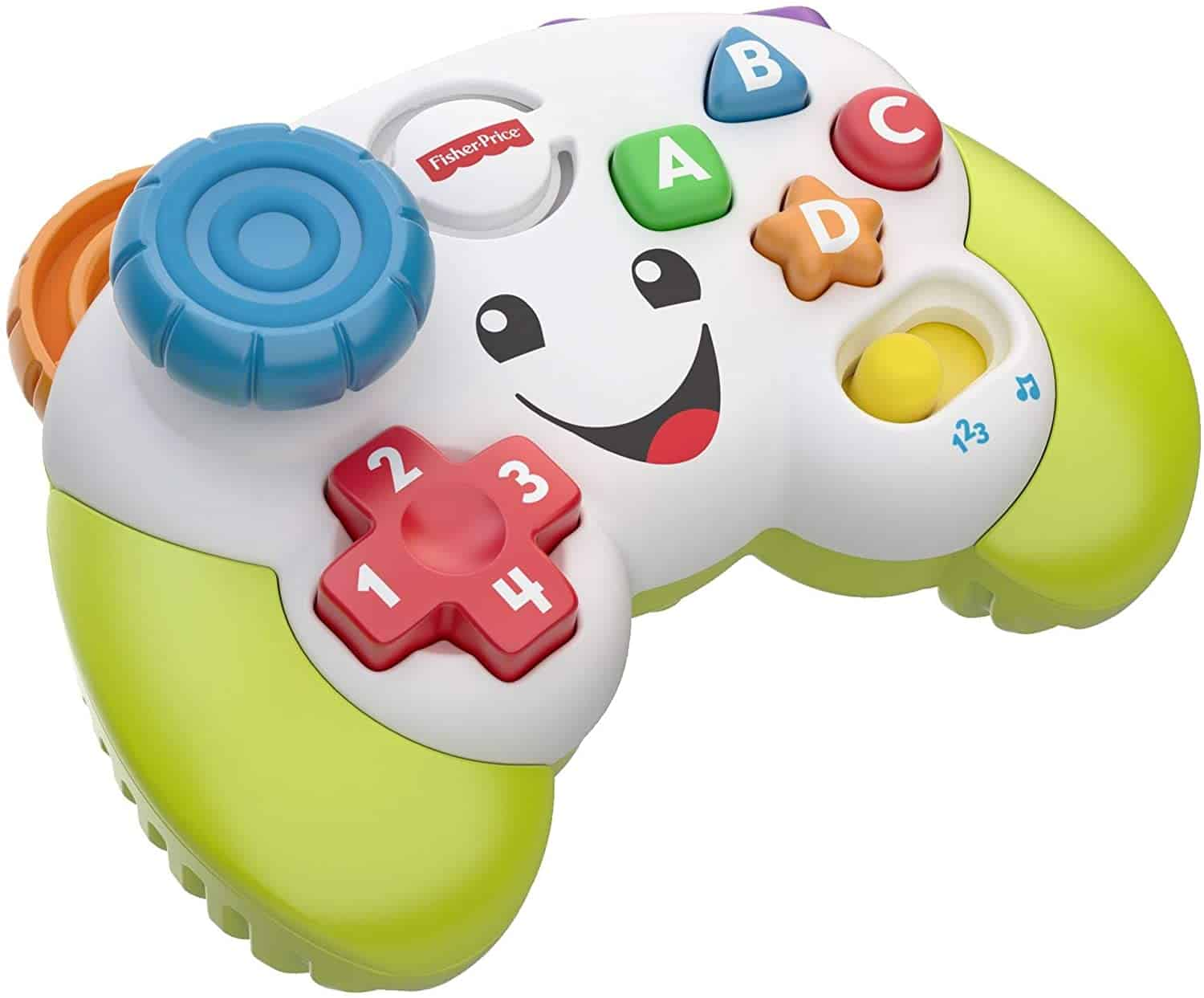 Fisher Price Game & Learn Controller - Toddler Review