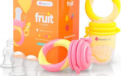 Nature Bond Baby Food/Fruit Feeder Review