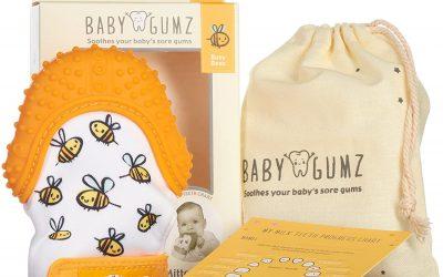 Baby Gumz: Teething Mitten Review