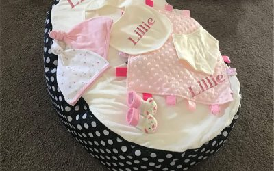 Personalised Baby Bean Bag Gift Set (7 Gifts!) Review