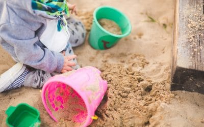 Reasons to Get a Sandpit in your Garden