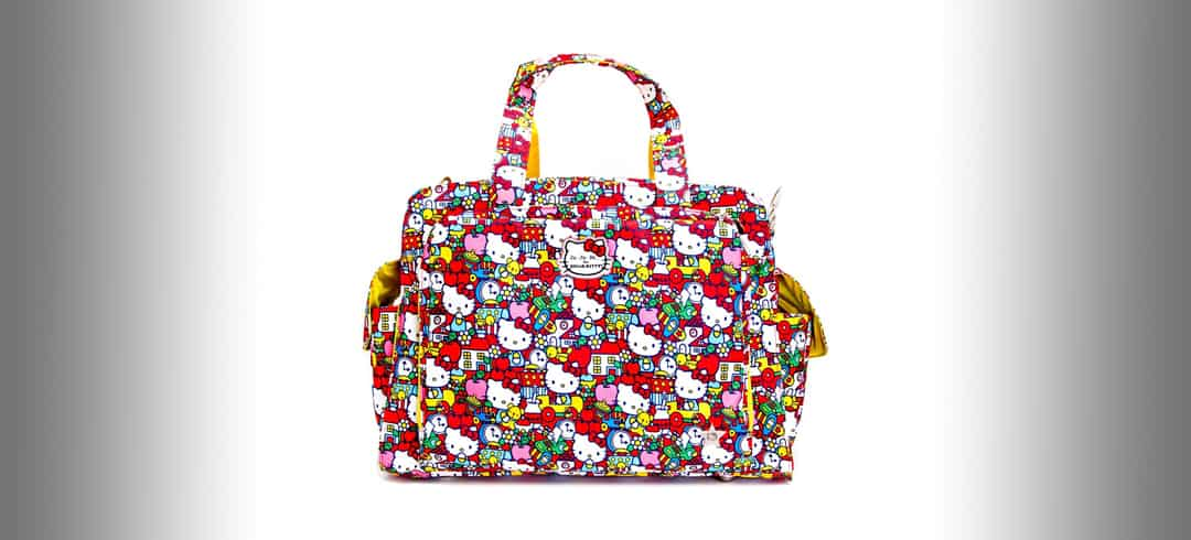 hello kitty changing bag