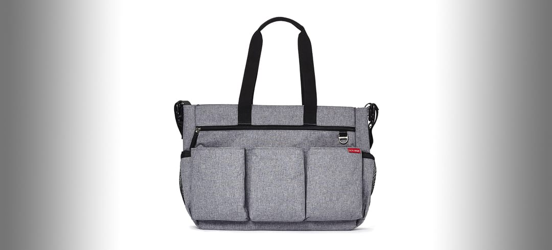 large changing bag