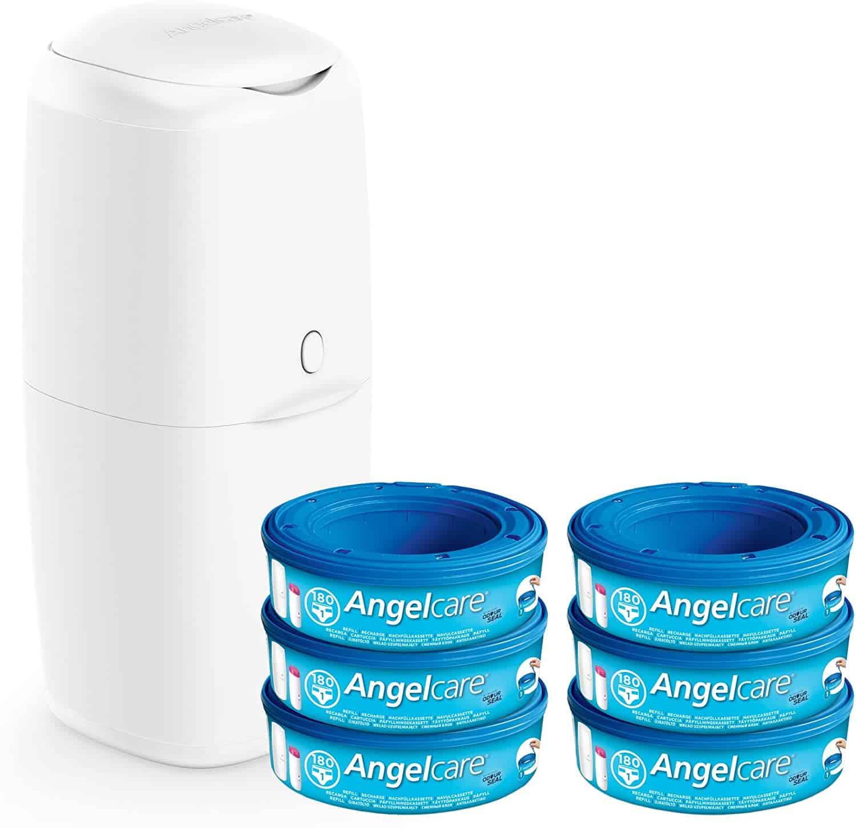 anglecare nappy bin