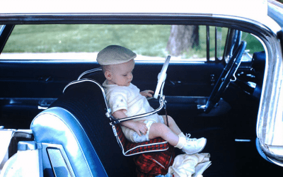 The In-Depth History of Commercial Car Seats (1930-2021)