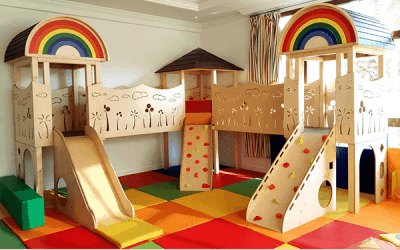 Top 8 Benefits of Having an Indoor Climbing Frame