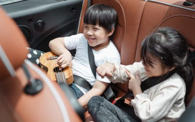 The Age and Weight of When your Child can Stop Using a Car Seat