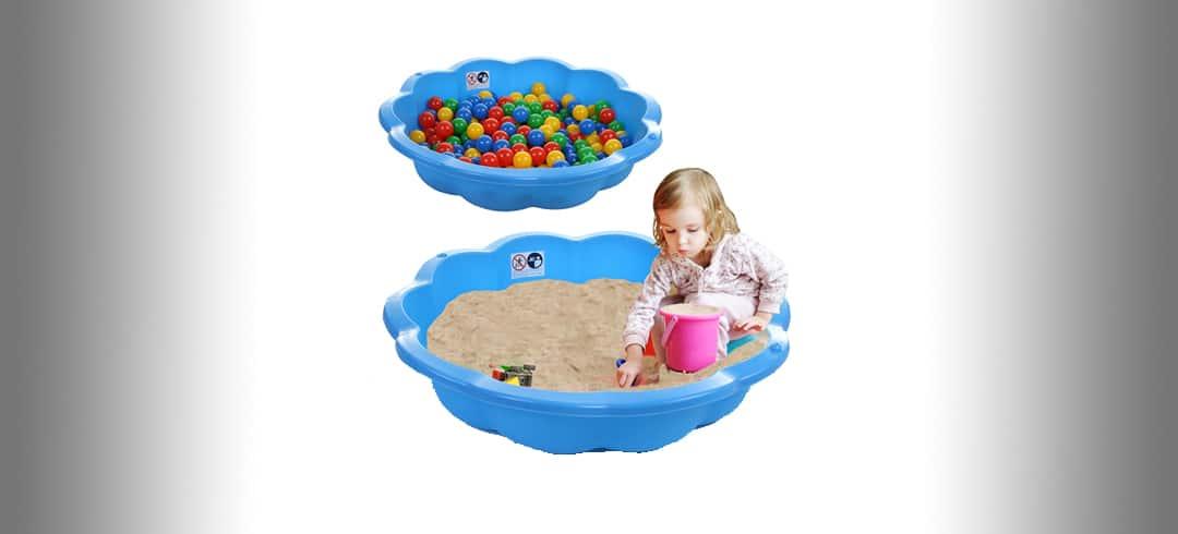 best sand pit