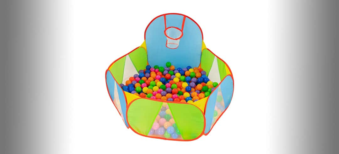 best ball pits