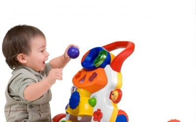 Chicco Baby Steps Activity Walker Review (2021)