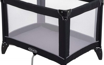 Graco Compact Travel Cot Review (2021)
