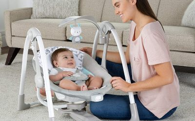 Are Baby Swings Safe?