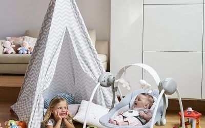 Chicco Relax & Play Baby Swing Review (2021)