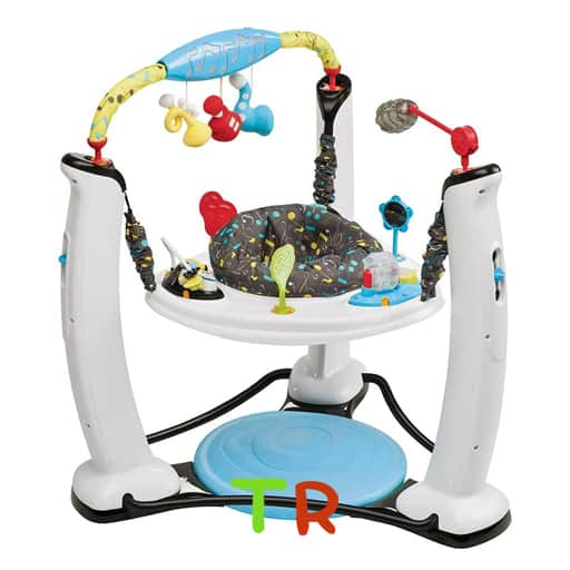Evenflo Exersaucer Jump & Learn review