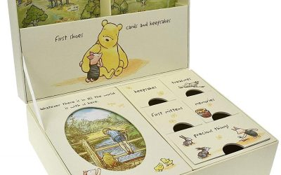 What to Keep in your Babies Keepsake Box